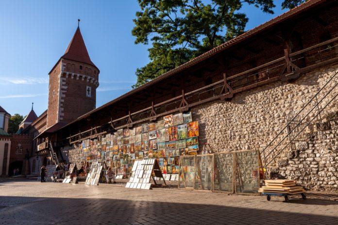 Co robić latem w Krakowie?
