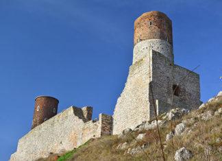 Zdjęcie zamku w Chęcinach