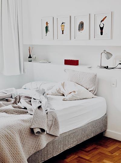 Narzuty na łóżko do sypialni - czy warto?