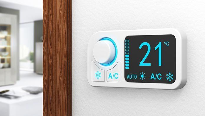 Klimatyzacja budynków