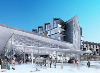 Najlepsze miejsce do podziwiania Zieleńca. Powstaje prestiżowy aparthotel w sercu znanej górskiej lokalizacji — INFINITY Zieleniec Ski&Spa