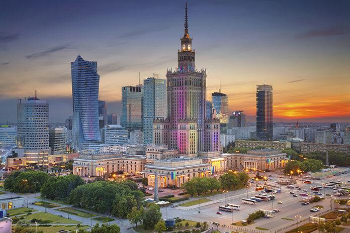 Czym żyje Warszawa?