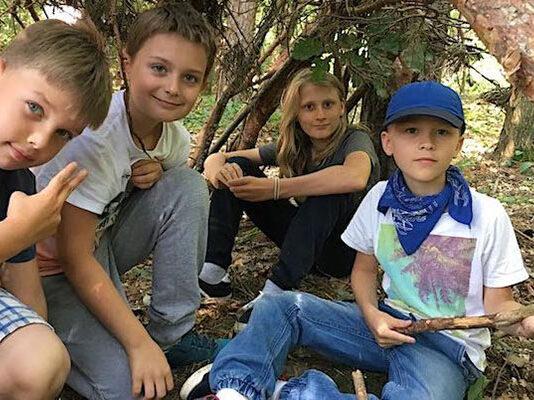 Aktywne obozy dla dzieci i młodzieży