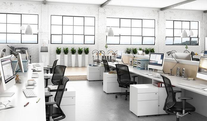 Urządzamy nowoczesne biuro